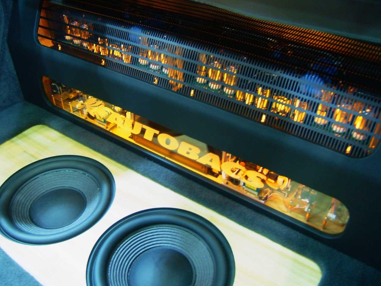 Car Amplifier For Sale