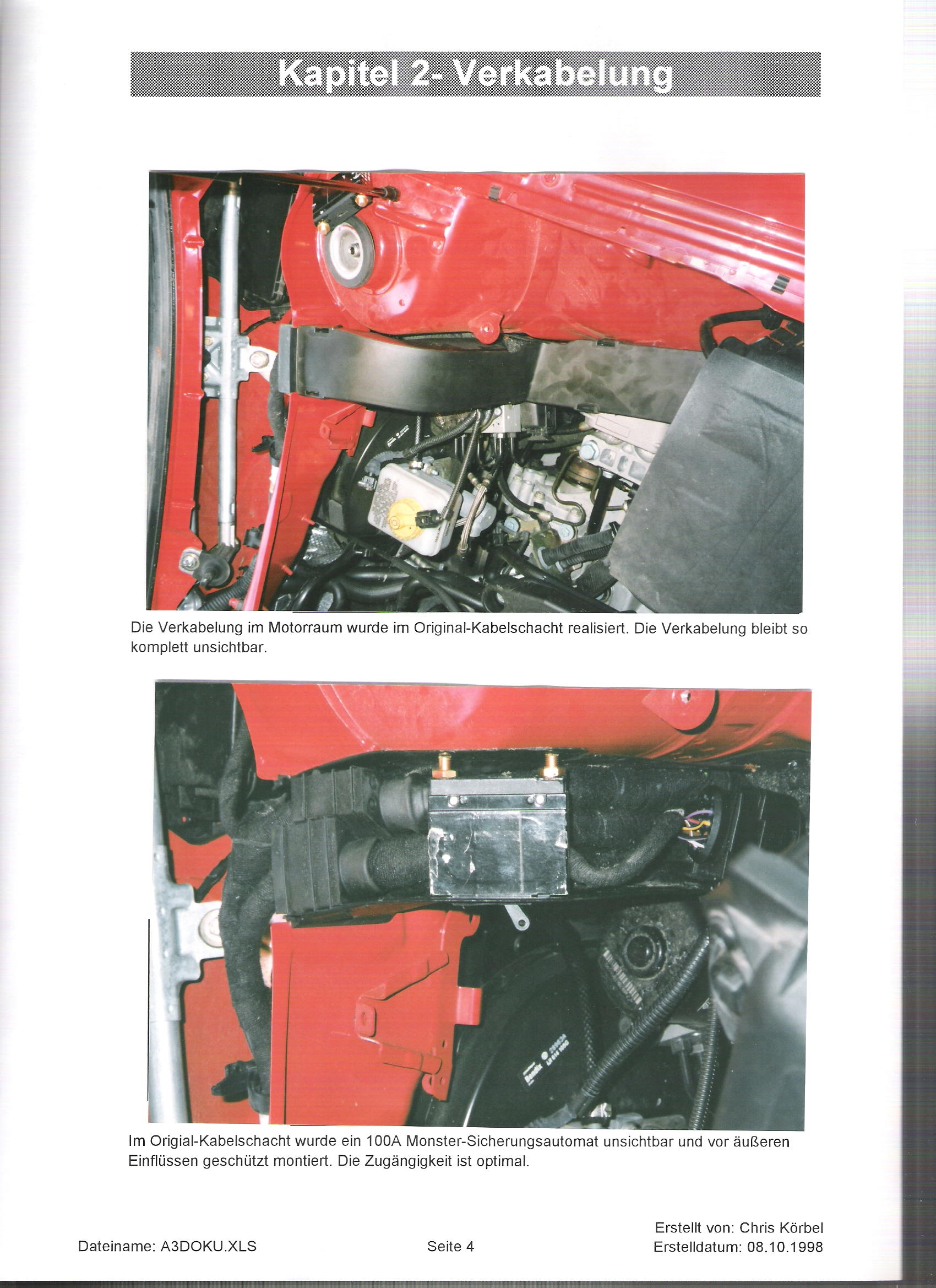 Milbert Vacuum Tube Car Amplifiers