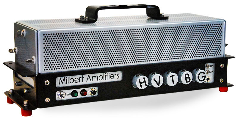Milbert GAGA: 12-pounds 90-Watts tube guitar amp